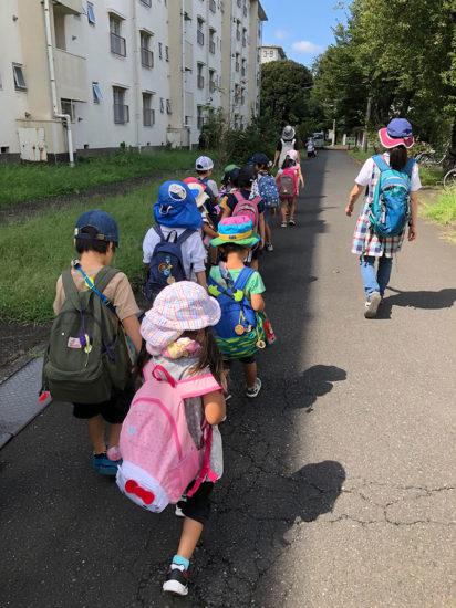矢川上公園へ 01