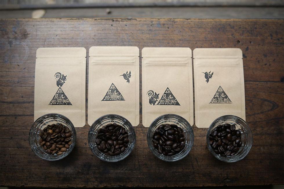 ご利用事例② コーヒー焙煎